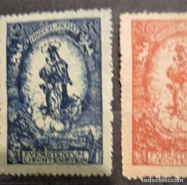 Sellos: Lichtenstein los sellos - Foto 2 - 242380900