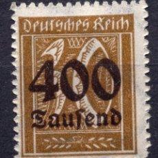 Sellos: -ALEMANIA IMPERIO, 1923 , MICHEL 299 MNH. Lote 245265620
