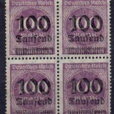 Sellos: -ALEMANIA IMPERIO, 1923 , MICHEL 289B MNH. Lote 245266485