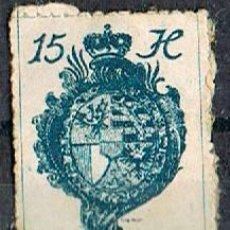 Sellos: LIECHTENSTEIN IVERT Nº 27 (AÑO 1920), NUEVO CON SEÑAL. Lote 247408270