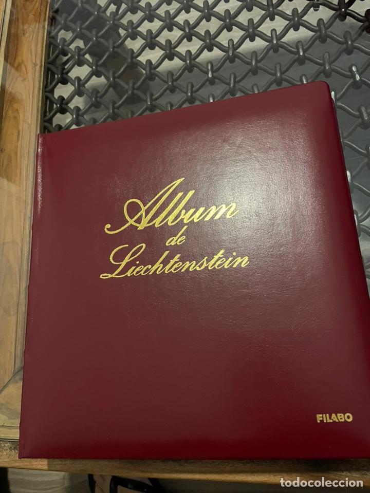 Sellos: Colección Casi Completa Sellos Liechtenstein 1969 a 1987 - Foto 2 - 248632895