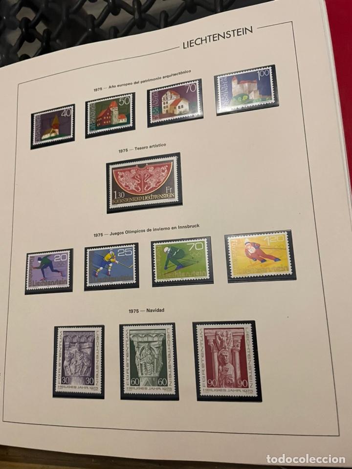 Sellos: Colección Casi Completa Sellos Liechtenstein 1969 a 1987 - Foto 16 - 248632895