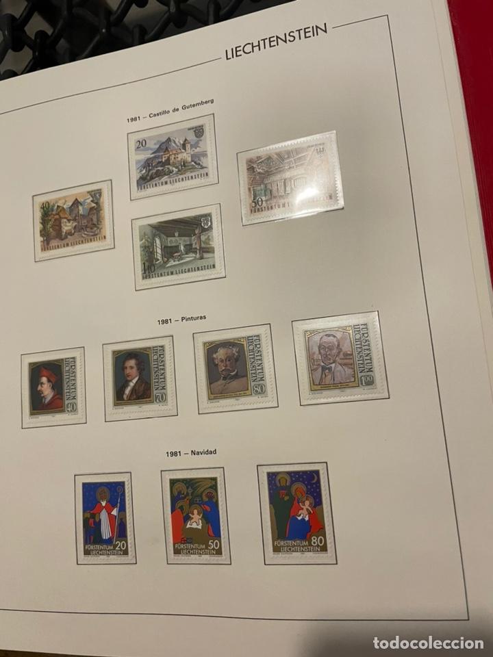 Sellos: Colección Casi Completa Sellos Liechtenstein 1969 a 1987 - Foto 33 - 248632895