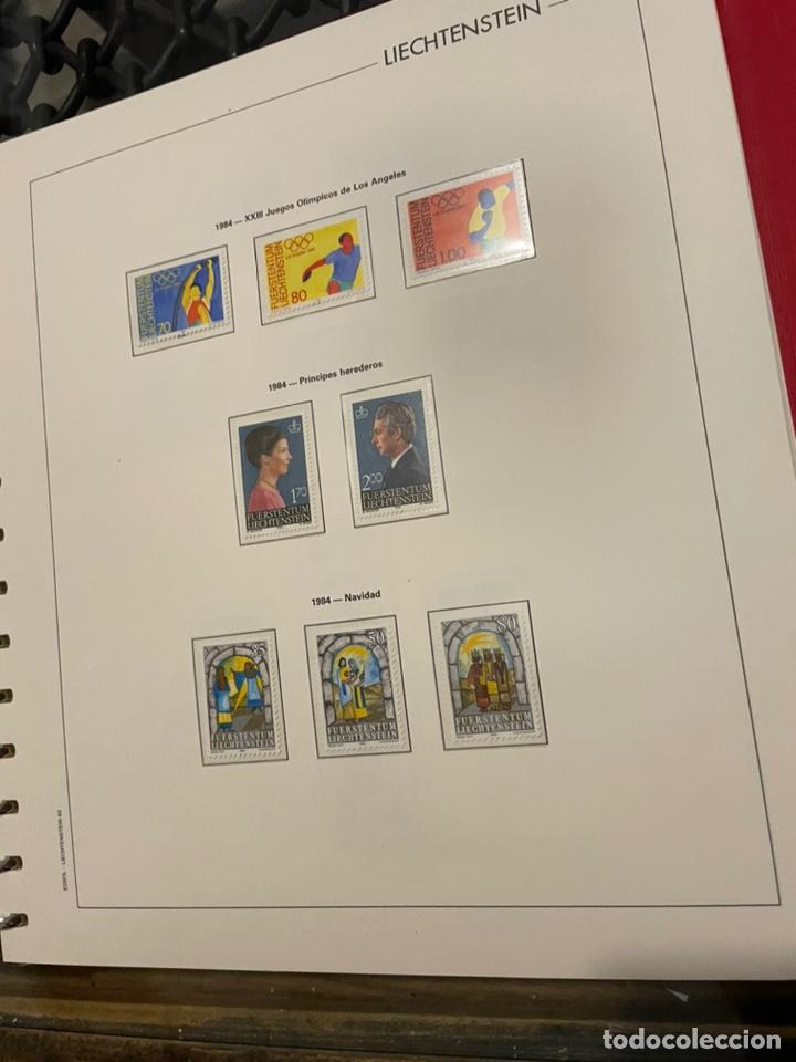 Sellos: Colección Casi Completa Sellos Liechtenstein 1969 a 1987 - Foto 41 - 248632895