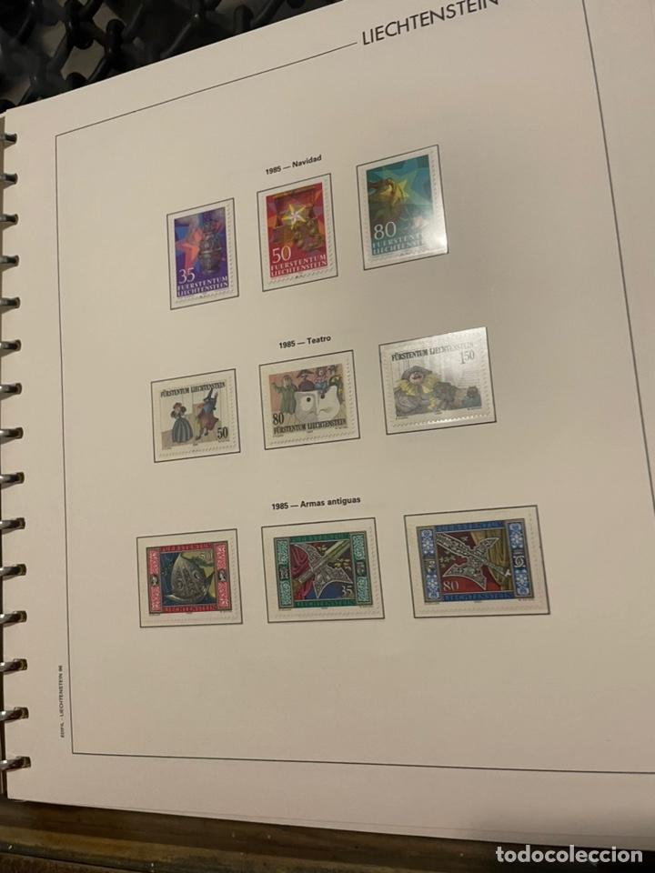 Sellos: Colección Casi Completa Sellos Liechtenstein 1969 a 1987 - Foto 44 - 248632895