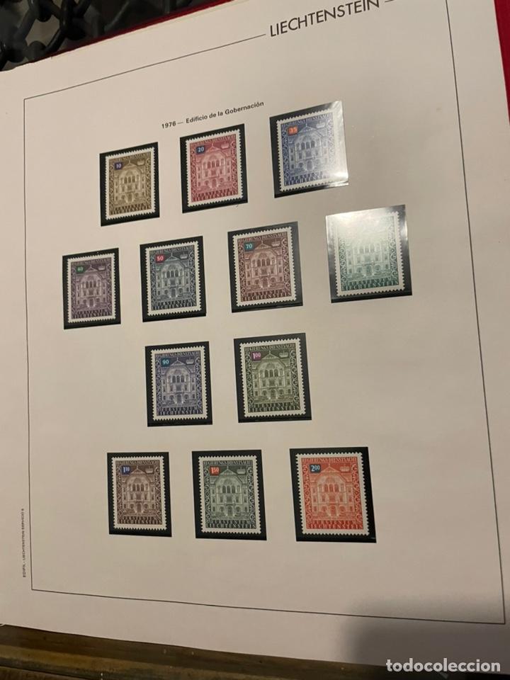 Sellos: Colección Casi Completa Sellos Liechtenstein 1969 a 1987 - Foto 51 - 248632895