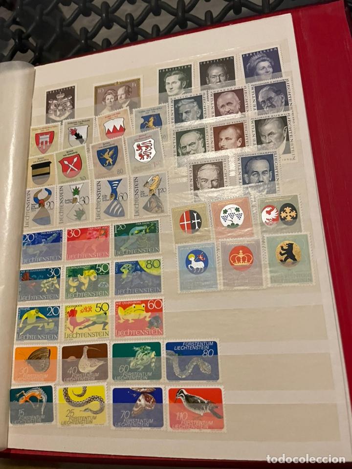 Sellos: Colección Casi Completa Sellos Liechtenstein 1969 a 1987 - Foto 52 - 248632895