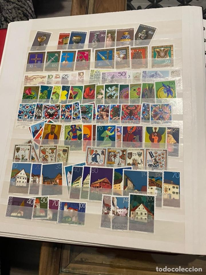 Sellos: Colección Casi Completa Sellos Liechtenstein 1969 a 1987 - Foto 53 - 248632895