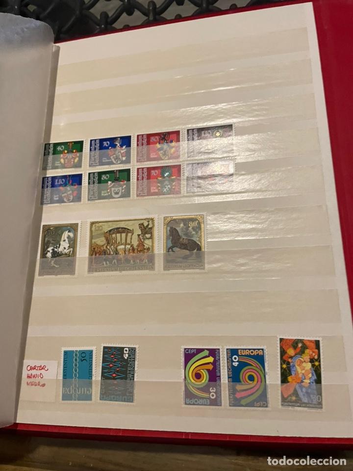 Sellos: Colección Casi Completa Sellos Liechtenstein 1969 a 1987 - Foto 54 - 248632895