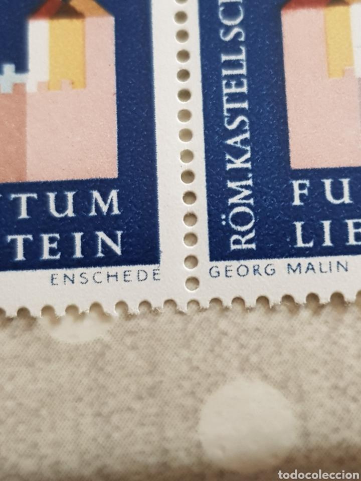 Sellos: Linchestein serie Europa 1964... 4 unid. - Foto 2 - 254559040