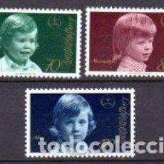 Sellos: SELLOS NUEVOS DE LIECHTENSTEIN 1975, YT 563/ 65. Lote 257265735