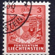 Francobolli: LIECHTENSTEIN, 1934, STAMP , MICHEL ,126. Lote 259263310