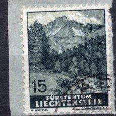 Francobolli: LIECHTENSTEIN, 1937, STAMP , MICHEL ,159. Lote 259263735