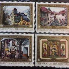 Sellos: LIECHTENSTEIN, 40 ANIVERSARIO DE REINADO DE FRANCISCO JOSE II. Lote 262594250