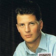 Sellos: [C0335] LIECHTENSTEIN 1992. MAXICARD EL PRÍNCIPE HEREDERO ALOÏS (M). Lote 268908924