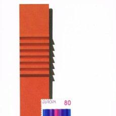 Sellos: [C0337] LIECHTENSTEIN 1993. MAXICARD EUROPA. 80 RP (M). Lote 268909719