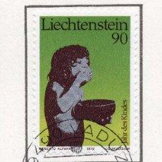 Sellos: LIECHTENSTEIN, 1979, STAMP , MICHEL ,725-727. Lote 276702018