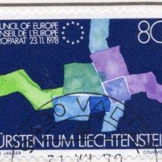 Sellos: LIECHTENSTEIN, 1979, STAMP , MICHEL ,729. Lote 276702208