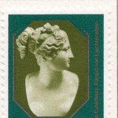 Sellos: LIECHTENSTEIN, 1980, STAMP , MICHEL ,741. Lote 276703338