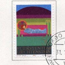 Sellos: LIECHTENSTEIN, 1980, STAMP , MICHEL ,761-763. Lote 276704563