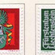 Sellos: LIECHTENSTEIN, 1981, STAMP , MICHEL ,766-769. Lote 276705248
