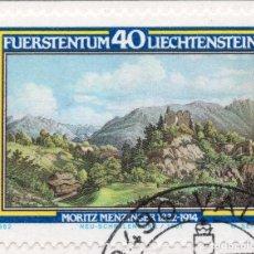 Sellos: LIECHTENSTEIN, 1982, STAMP , MICHEL ,806. Lote 276710373