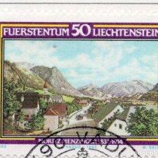Sellos: LIECHTENSTEIN, 1982, STAMP , MICHEL ,807. Lote 276710473