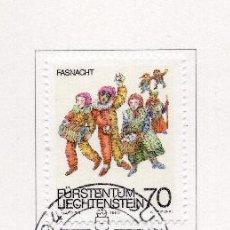 Sellos: LIECHTENSTEIN, 1983, STAMP , MICHEL ,818-820. Lote 276712693