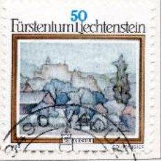 Sellos: LIECHTENSTEIN, 1983, STAMP , MICHEL ,821-823. Lote 276712828