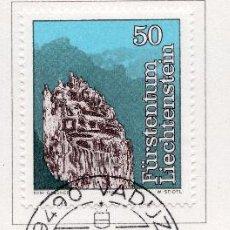 Sellos: LIECHTENSTEIN, 1984, STAMP , MICHEL ,843-845. Lote 276714193