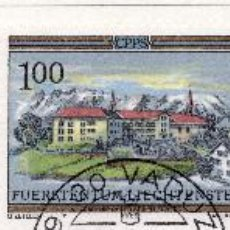 Sellos: LIECHTENSTEIN, 1985, STAMP , MICHEL ,868-870. Lote 276741163