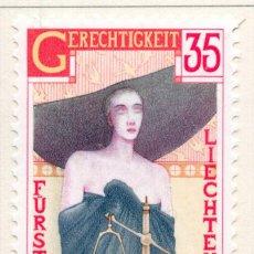 Sellos: LIECHTENSTEIN, 1985, STAMP , MICHEL ,871. Lote 276741218