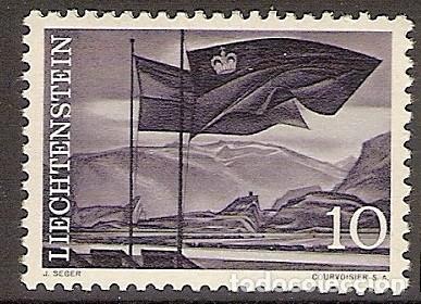 LIECHTENSTEIN 1959 - YVERT 343 ** (Sellos - Extranjero - Europa - Liechtenstein)