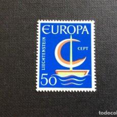 Sellos: LIECHTENSTEIN Nº YVERT 417*** AÑO 1966. EUROPA.. Lote 277659523