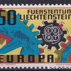Sellos: LIECHTENSTEIN 425 EUROPA CEPT. Lote 286494313