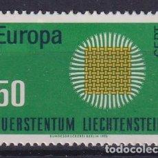 Sellos: LIECHTENSTEIN 477 EUROPA CEPT. Lote 286494523