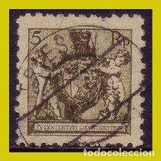 Sellos: LIECHTENSTEIN 1921, YVERT Nº 47B (O). Lote 286612523