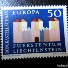 Sellos: *LIECHTENSTEIN,1964, EUROPA, YVERT 388. Lote 288071718