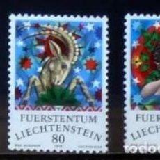 Sellos: SELLOS LIECHTENSTEIN 1978 -FOTO 863 , NUEVO. Lote 293251858
