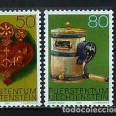 Sellos: SELLOS LIECHTENSTEIN 1980 -FOTO 910 , Nº688 IVERT , NUEVO. Lote 293252458
