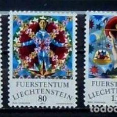 Sellos: SELLOS LIECHTENSTEIN 1977 -FOTO 925 , NUEVO. Lote 293252968