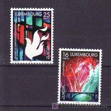 Sellos: LUXEMBURGO 1401/2 SIN CHARNELA, TEMA EUROPA 1998, FIESTAS POPULARES, . Lote 10545407