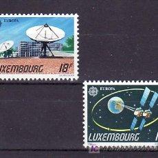 Sellos: LUXEMBURGO 1221/2 SIN CHARNELA, TEMA EUROPA 1991, EUROPA Y EL ESPACIO, . Lote 11417424