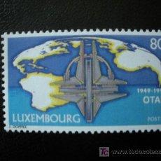 Sellos: LUXEMBURGO 1999 IVERT 1421 *** 50º ANIVERSARIO DE LA OTAN - ORGANIZACIÓN DEL TRATADO ATLANTICO NORTE. Lote 12171309