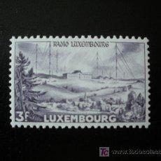 Sellos: LUXEMBURGO 1953 IVERT 471 *** 20º ANIVERSARIO DE LA RADIO DE LUXEMBURGO. Lote 13113764