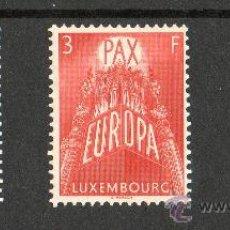 Sellos: LUXEMBURGO AÑO 1957 YV 531/33*** EUROPA. Lote 27099549