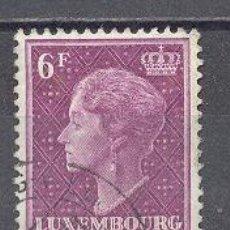 Sellos: LUXEMBURGO,1948-53-,-GRAN DUQUESA CHARLOTTE--YVERT TELLIER 423. Lote 25944144