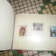 Sellos: SELLOS CARPETA COMPLETA DE 3 1964 SERIE DE LUJO VER FOTOS . Lote 41342515