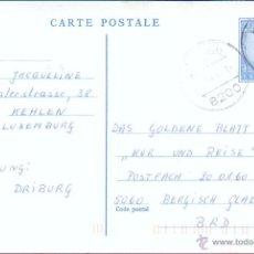 Sellos: LUXEMBURGO .- ENTERO POSTAL 12 F.. Lote 44905176