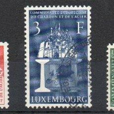 Sellos: LUXEMBURGO AÑO 1956 YV 511/13ºº COMUNIDAD EUROPEA DEL CARBÓN Y DEL ACERO. Lote 45264682